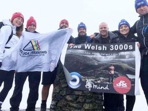 Welsh 3000s Challenge Complete!