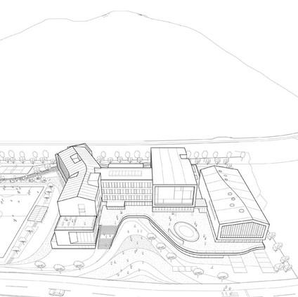 2019 일광중학교 교사신축 건축설계공모