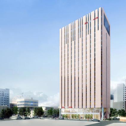 2013 해운대 ibis 앰배서더 호텔