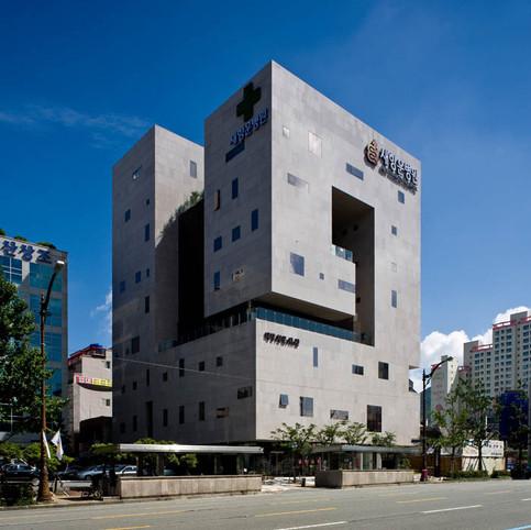 연산동 새항운병원