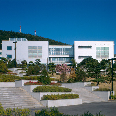 동명대학교 대학원강의동