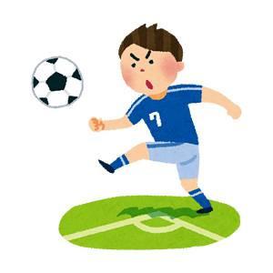 新しい語学とサッカーのトレーニング