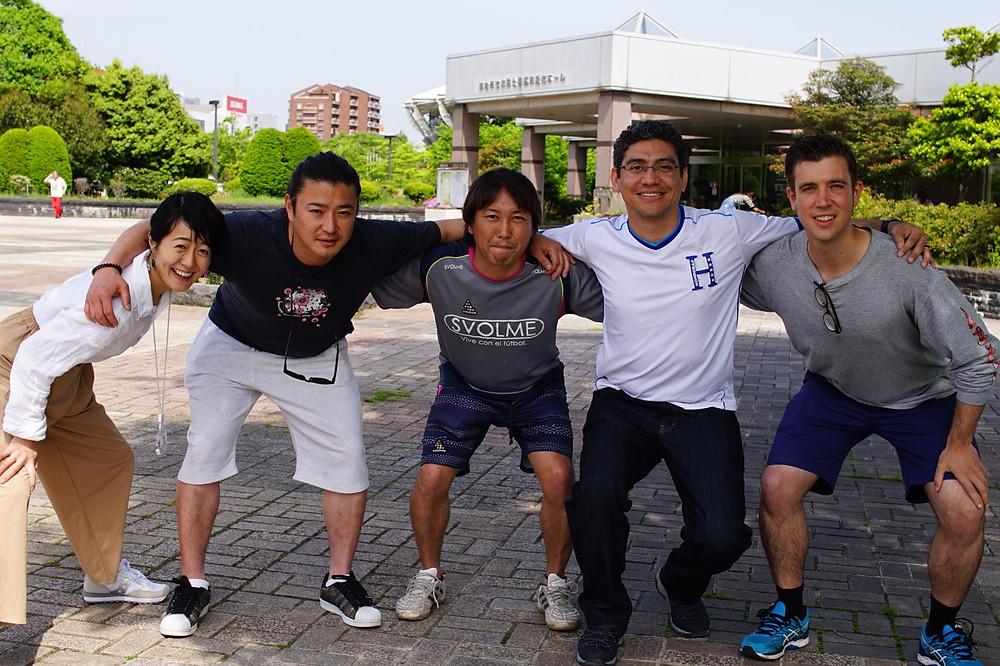 イングアカデミーとしてTBC東北放送さんの取材を受けました。