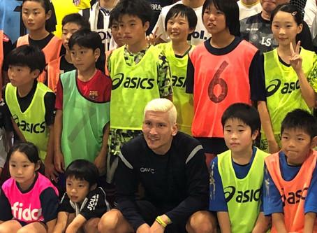 日本代表 森岡 薫選手