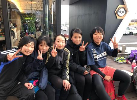 イングアカデミー女子チーム結成!!