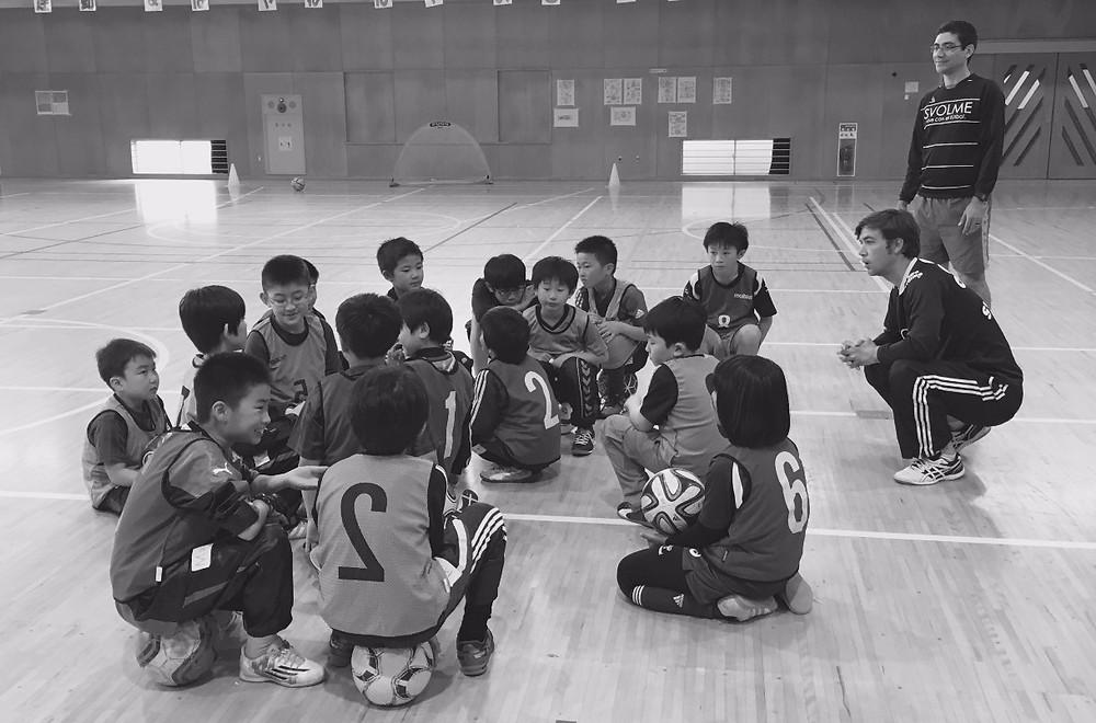 仙台市 英語でスポーツ
