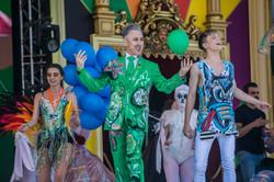 Alan Cumming on stage Life Ball 2019