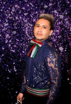 Entertainer Leonel Yac