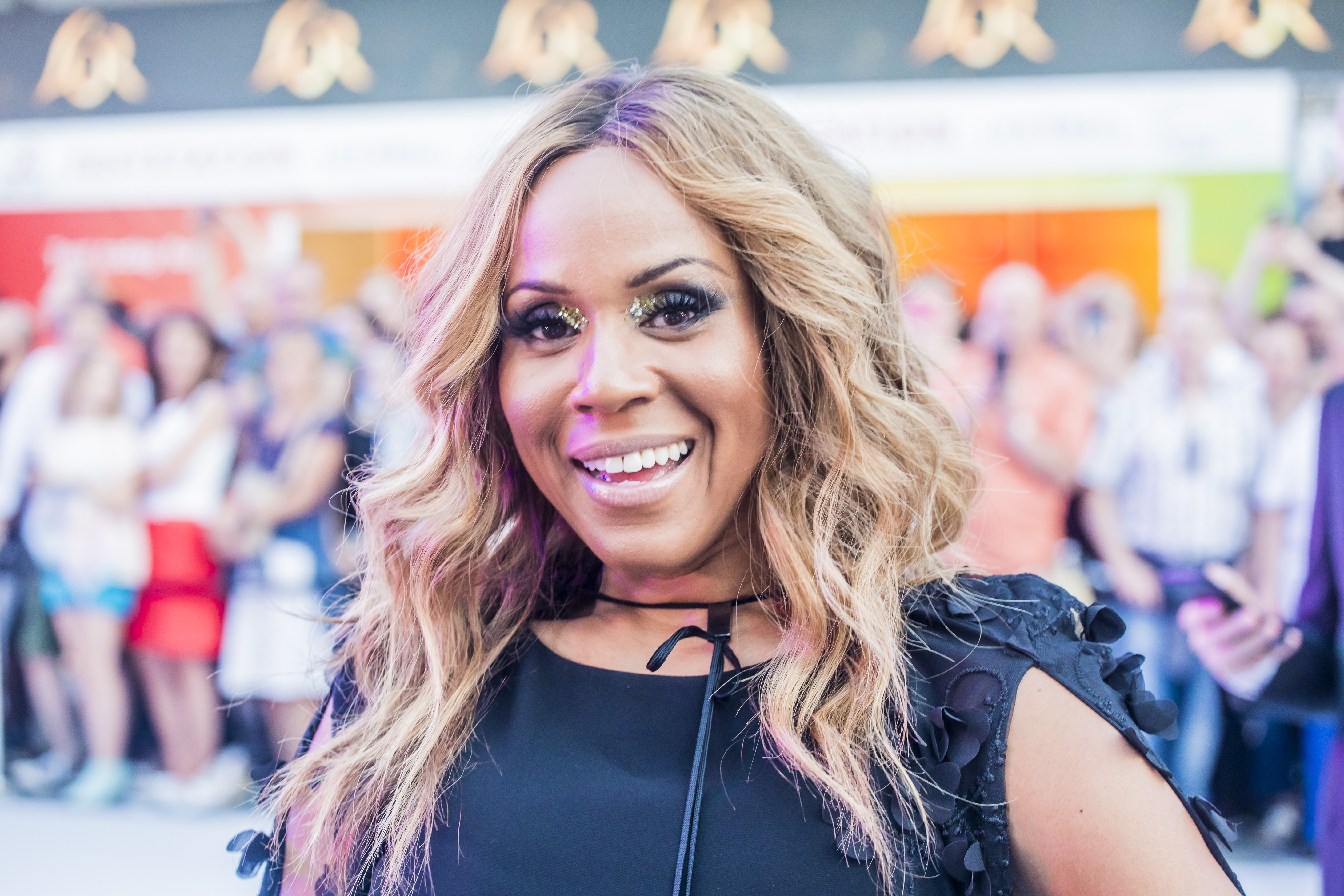 Deborah Cox at Life Ball Vienna 2019