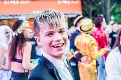 Ronan Parke at Life Ball 2019 Vienna