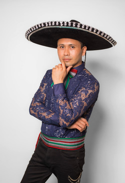 Mariachi Entertainer Leonel Yac