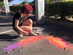 Learn creativity through artistry.