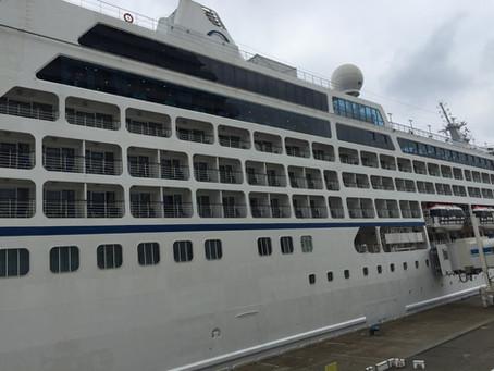 豪華客船 「オーシャニア・クルーズ」 スペシャル・エクスペリエンス