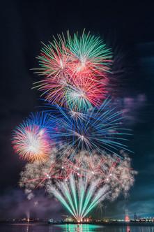 泉州 光と音の夢花火