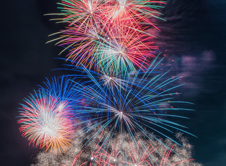 「泉州 光と音の夢花火」開催のお知らせ