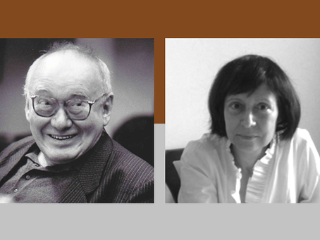 Tradutores Convidados: Myriam Ávila traduz dois poemas de Ernst Jandl