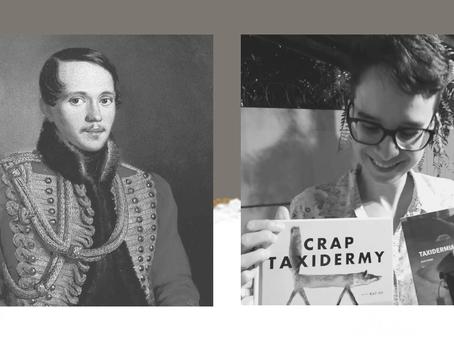 Alice Vieira traduz Mikhail Liérmontov