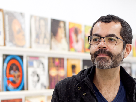Entre ser um e ser mil: livros de artista de Fábio Morais