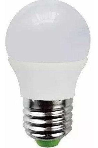 6 Lamp Led Bolinha 5w Bf + 4 Lamp Led Bolinha 5w Bq Bivolt