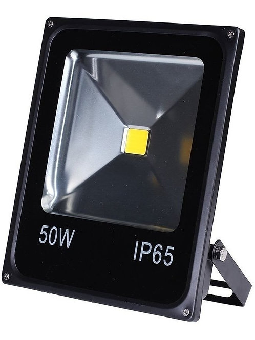 2 Refletores Led Ip65 50w Bq Bivolt
