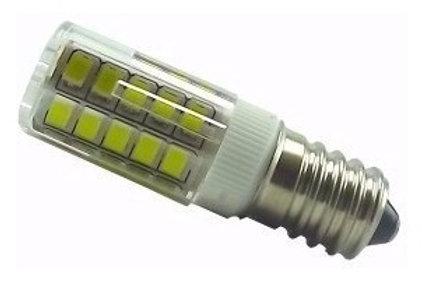 5 Lampadas Led Halopim E14 Impermeavel 3w Bq 220v
