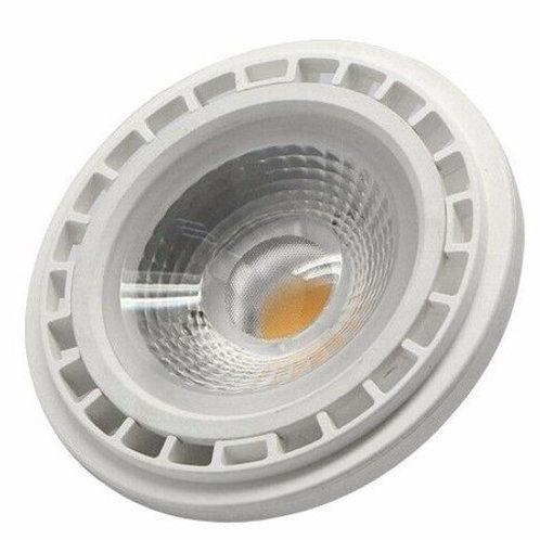5 Lampada Led Cob Ar111 12w Bq Bivolt Com Driver