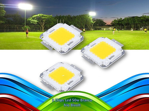 3 Chips Led 50w Bf Bivolt