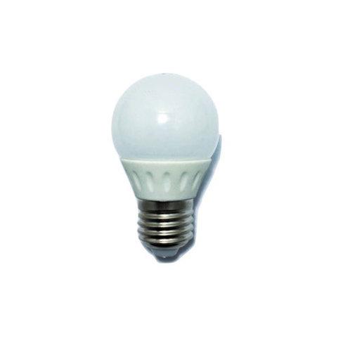 5 Lampadas Led Bolinha Dimerizavel E27 7w 4000k 220v