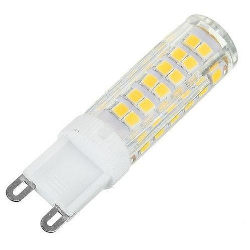 7 Lampadas Led Halopim G9 7w Bq 110v