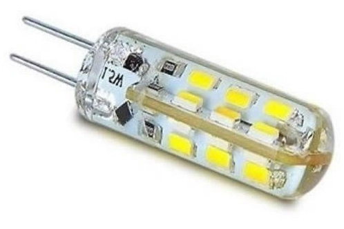 20 Lampadas Led Halopin G4 Ip65 2w Bq 220v