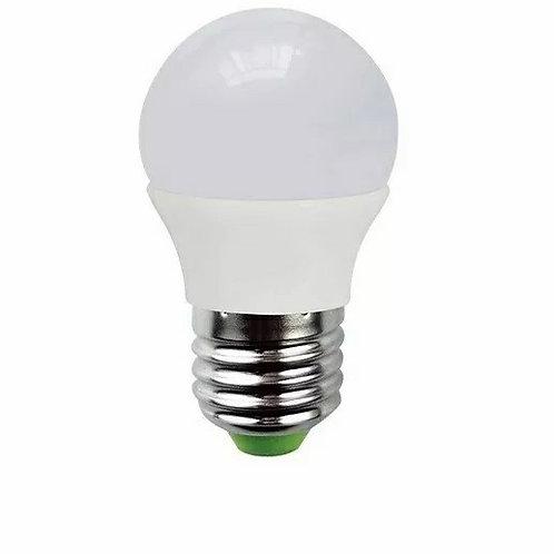 4 Lamp Led Bolinha E27 3w Bq Bivolt+2 Lamp Led Bolinha Bq 5w