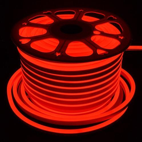 Mangueira Led Flexivel Neon 220v Com 44 Mts Vm+10 Conector