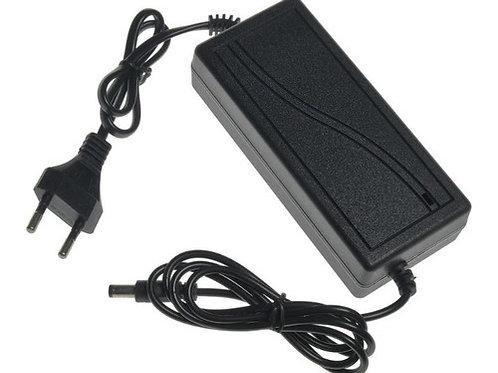 10 Fonte Alimentacao Plastica 12v 5a Tipo Notebook