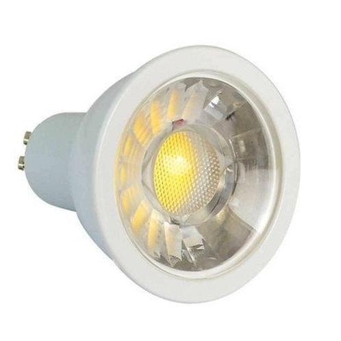 20 Lampadas Led Dicroica Gu10 5w Bq Bivolt+ Soquete Gu10