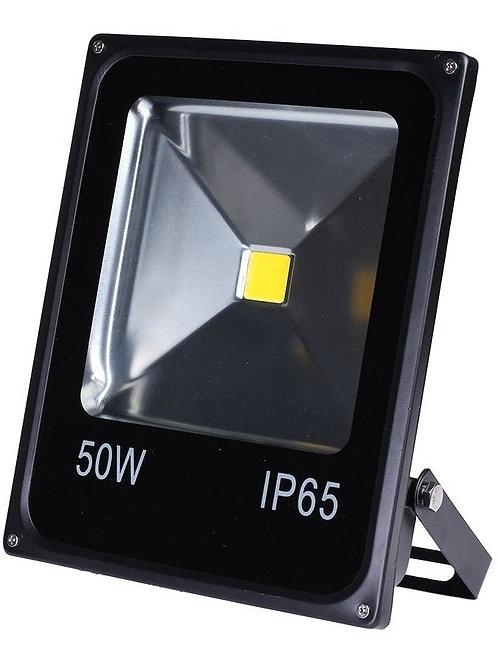 10 Refletores Led Ip65 50w Bq Bivolt