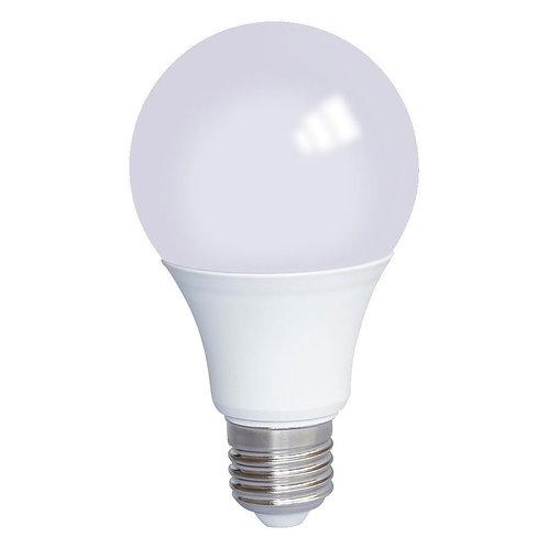 10 Lampadas Led Bulbo Plastico E27 12w Bf Bivolt