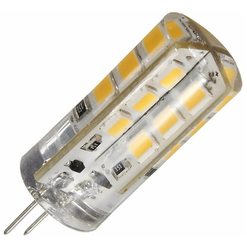 Lampada Super Led Halopim G4 Smd Ip65 2w Bq 12v