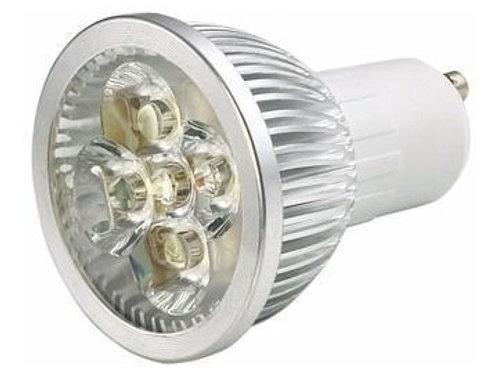 33 Lampadas Led Dicroica Gu10 5w Bq Bivolt