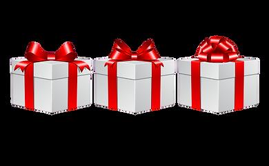 tres-caixas-de-presente-branca-com-um-ve