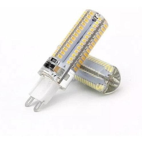 30 Lampadas Led Halopim G9 3w Bq 220v Mini Impermeavel