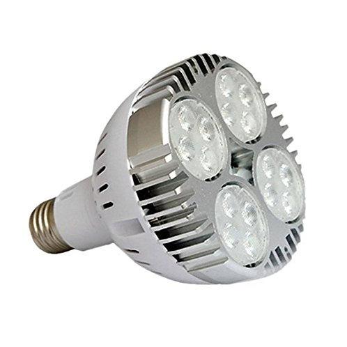 7 Lampadas Led Par30 E27 35w Bq Bivolt