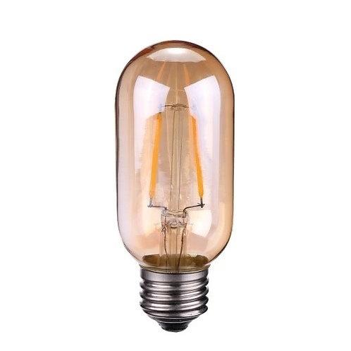 2 Pendente Bocal E27 Pd-8 Lamp Led Filamento T45 4w Bq