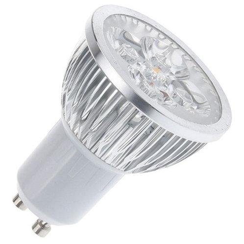 3lamp Dicro Led 5w Bivolt Bq+3 Lamp Dicroica 5w Bf+6 Soquete