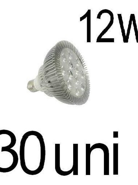 30 Lampadas Led Par38 E27 12w Bq Bivolt