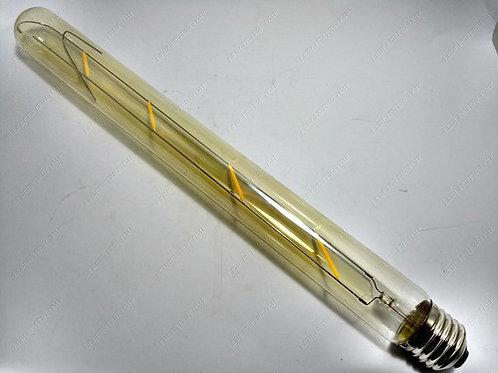 3 Lamp Led Filamento P/decora T38 30ct E27 Cristal 8w Bq