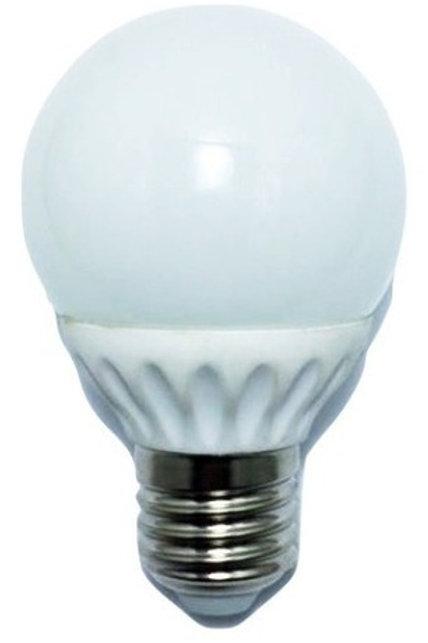 7 Lampadas Led Bulbo Dimerizavel E27 7w 4000k 220v
