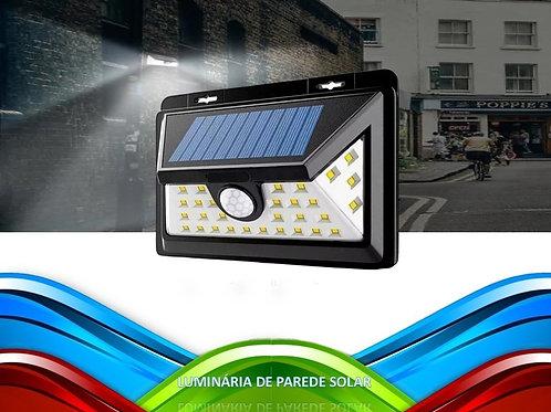Luminaria Solar C/ Sensor De Presenca