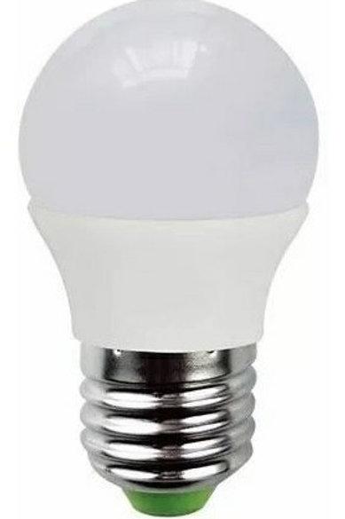 25 Lampadas Led Bolinha E27 5w Bq Bivolt