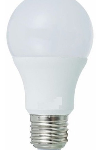 15 Lampadas Led Bulbo Plastico E27 9w Bf Bivolt
