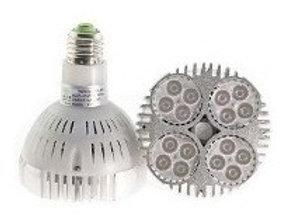 2 Lampadas Led Par30 E27 35w Bq Bivolt